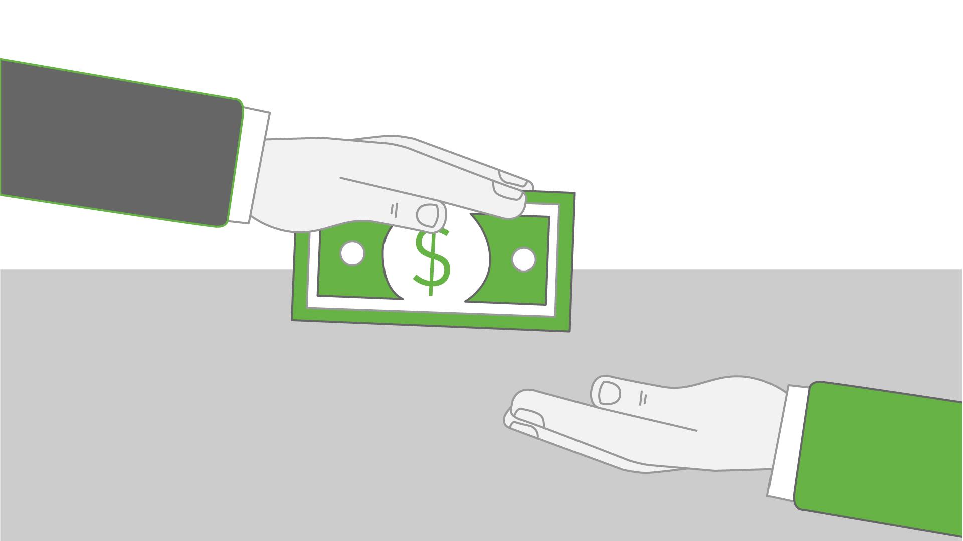Transparency of Funding & Organization